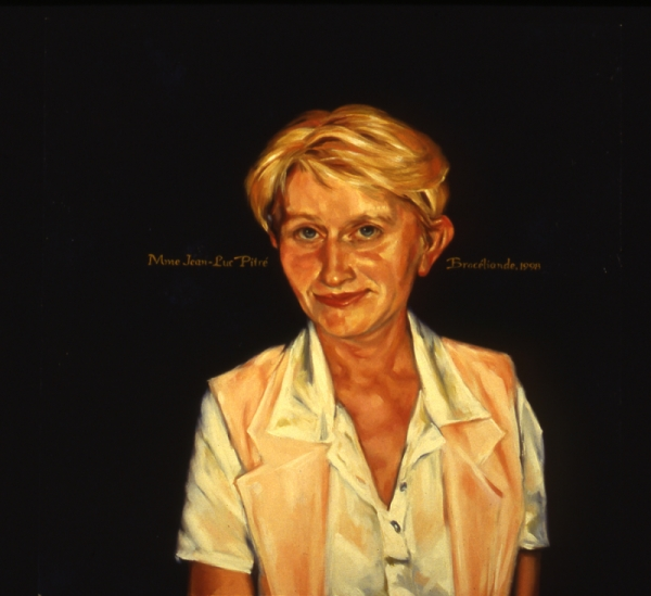 Mme Jean-Luc Pitre, Broceliande